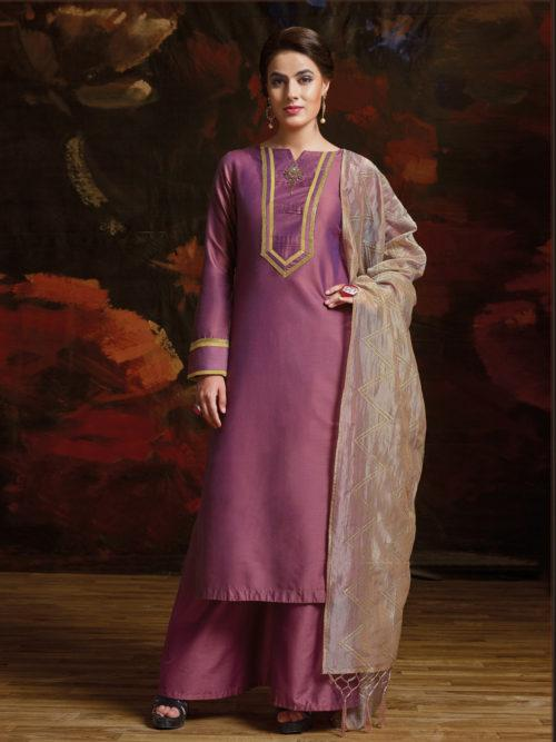 Pretty Loose Palazzo Suit