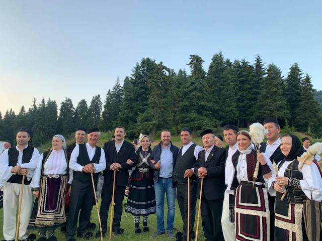 Θεσπρωτία: Στο 39ο Πανελλήνιο Αντάμωμα συμμετείχαν οι Σαρακατσαναίοι της Θεσπρωτίας