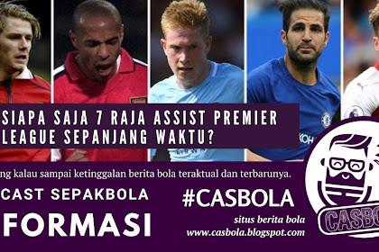 7 Raja Assist Di Premier League