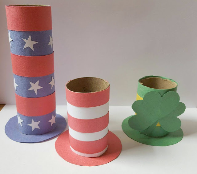 Flag Day Independence Day Crafts