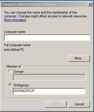 Setting Jaringan Komputer Yang Tepat dan AKurat