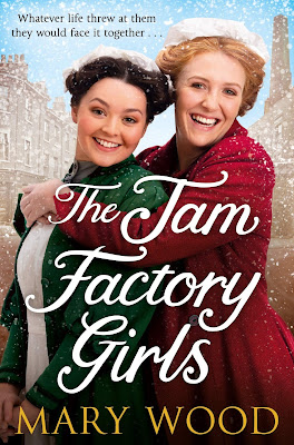 The Jam Factory Girls by Mary Wood Book Cover