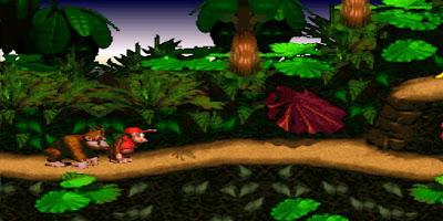 Donkey Kong Country - Captura 2