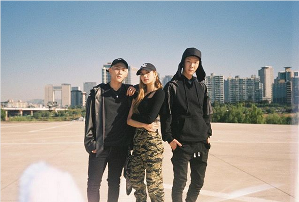 YGX ACADEMY Teaser (WINNER Hoony, iKON DK, BLACKPINK Lisa, YG Dancers)