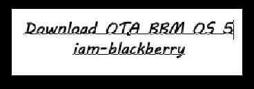 Download OS Blackberry 8520 5.0.0 1113 Terbaru