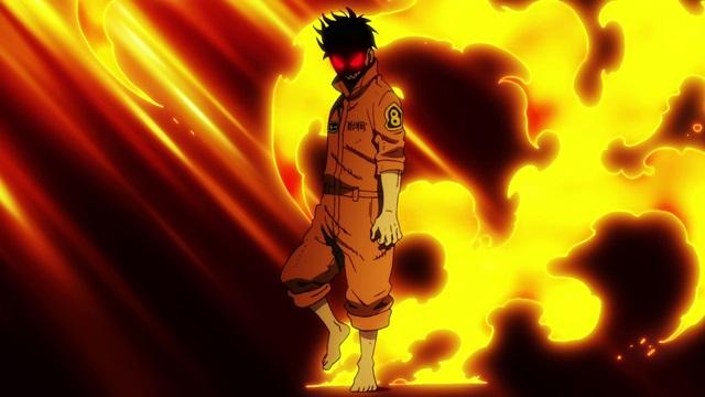 ชินระ คุซาคาเบะ (Shinra Kusakabe: 森羅日下部) @ หน่วยผจญคนไฟลุก