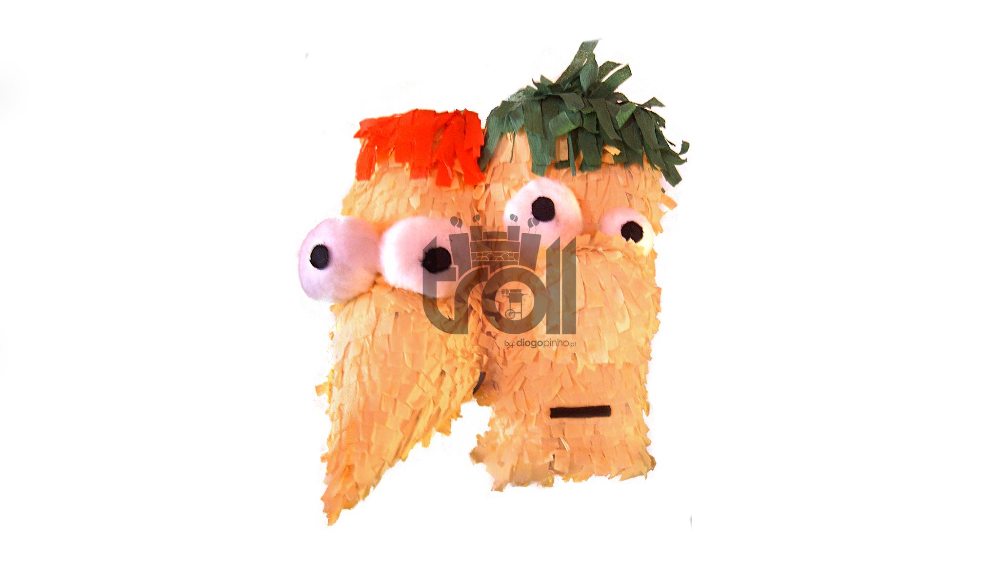 Pinhata Phineas e Ferb | Troll - Soluções para eventos
