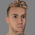 Waldschmidt Gian-Luca Fifa 20 to 16 face