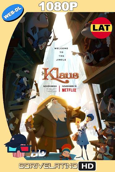 Klaus (2019) NF WEB-DL 1080p Latino-Ingles MKV