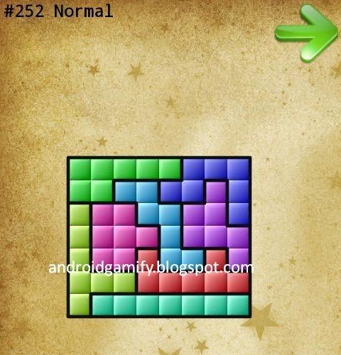 Block Puzzle Lösung Normal