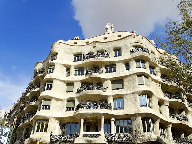Barcelona w trzy dni - Gaudi