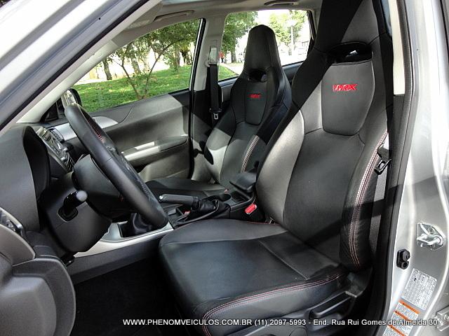 Subaru Sedan Wrx 2009 Vers 227 O Com 270cv Phenom Veiculos