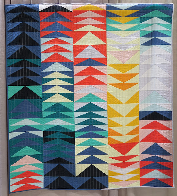 Quiltcon 2019 - It's My Birthday! by Evie Jespersen