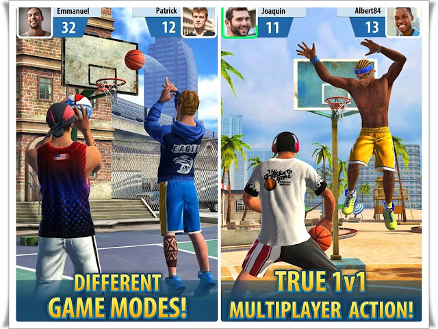 Basketball-Star-Screenshots