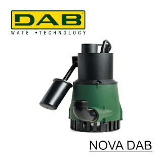 Pompa Celup DAB Nova 300 m