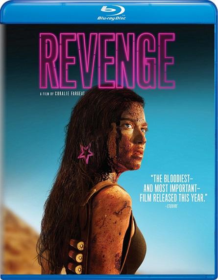 Revenge (Venganza del Más Allá) (2017) 720p y 1080p BDRip mkv Dual Audio AC3 5.1 ch
