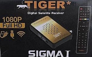 تحديث جديد لجهاز TIGERSTAR SIGMAI