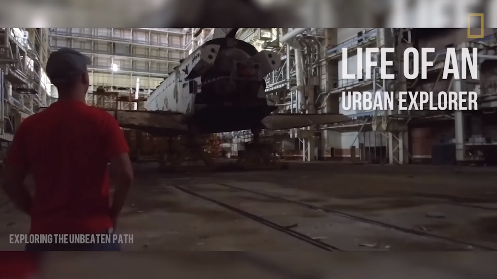 life of an urban explorer Bob Thissen