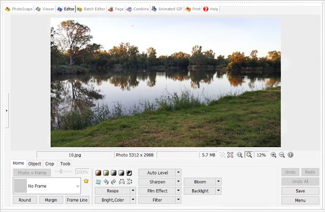 Photoscape review