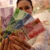 Keren Uang Baru Indonesia 2017 Jika Dilihat Dengan UV