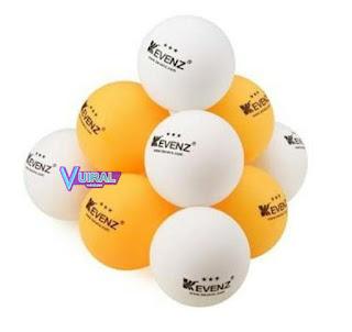 Gambar Bola Tenis Meja (Pingpong)