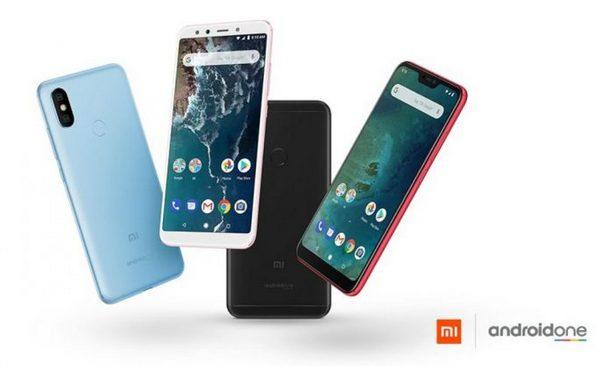 Xiaomi Mi A2 dan Mi A2 Lite Usung Android One