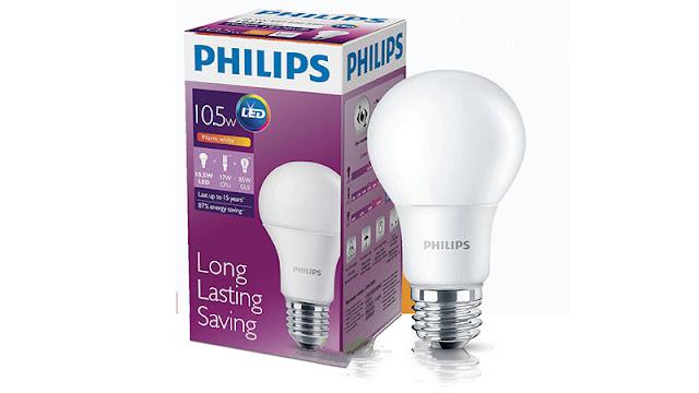 Cara Memperbaiki Lampu Philips LED dan Spiral