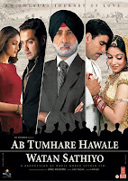 Ab Tumhare Hawale Watan Saathiyo (2004) Full Movie Hindi 720p HDRip Free Download