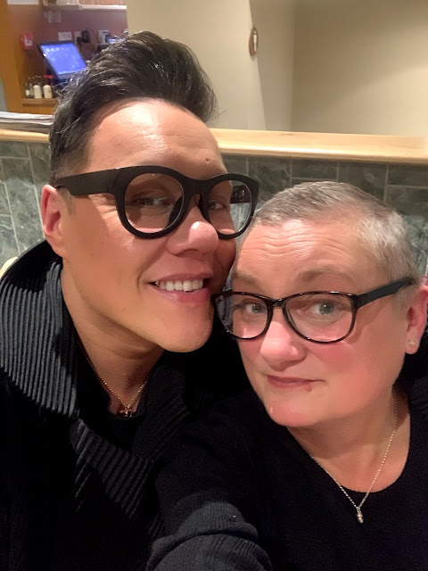 madmumof7 with Gok Wan