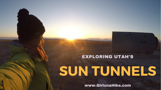 Exploring Utah's Sun Tunnels & Salt Falts