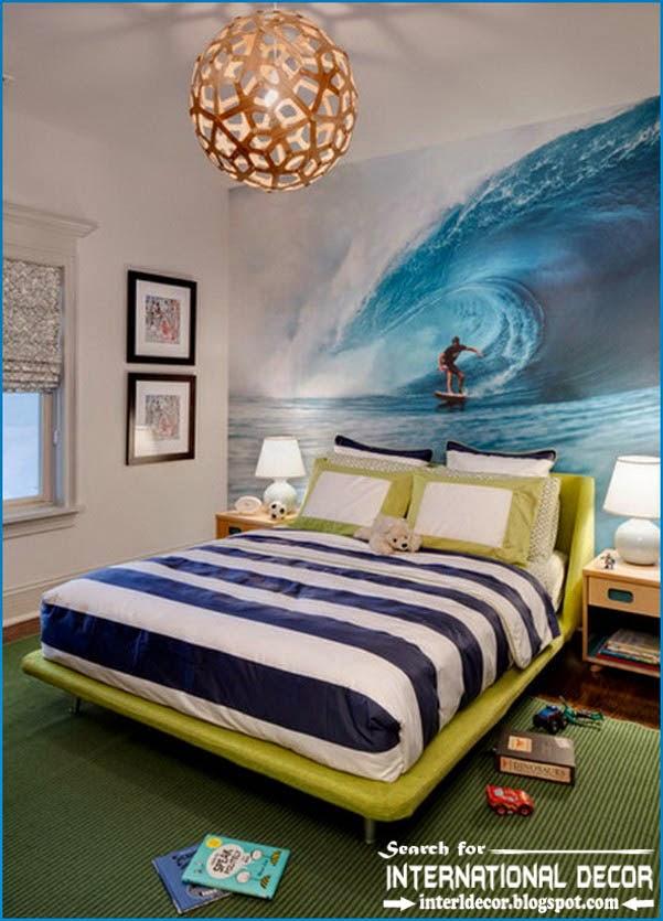 Teenage Room Designs Ideas: 15 Attractive Teen Boys Room Decor Ideas