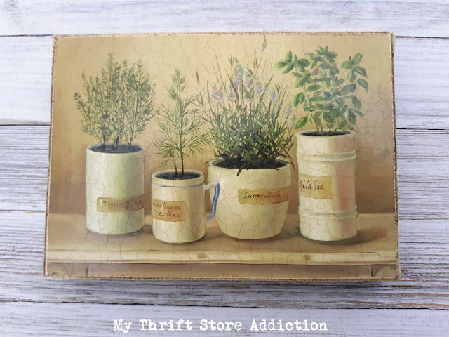 Etsy Thrift Store Addiction Vintage
