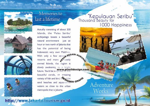 Iklan Wisata Pulau Seribu