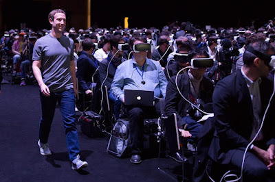 Facebook Build Headquarters Oculus