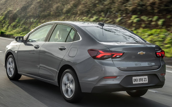 Chevrolet Onix Plus 2022 - consumo