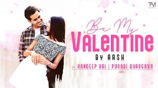 Be My Valentine Lyrics by AASH