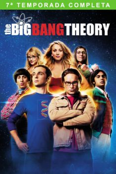 The Big Bang Theory 7ª Temporada Torrent – BluRay 720p Dual Áudio