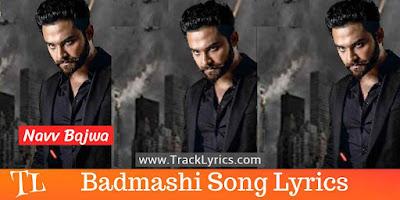 badmashi-punjabi-song-lyrics