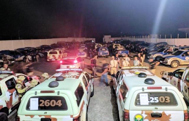 Operação Cruzador na Bahia prende 21 pessoas
