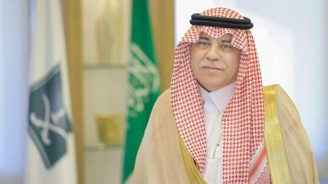 ماجد بن عبدالله القصبي وزيرآ للتجارة والأعلام