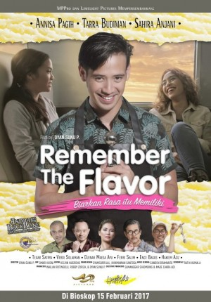 SINOPSIS Remember the Flavor (2017)