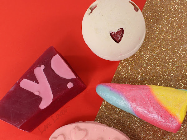 LUSH Valentines Day Collection 2017 Review