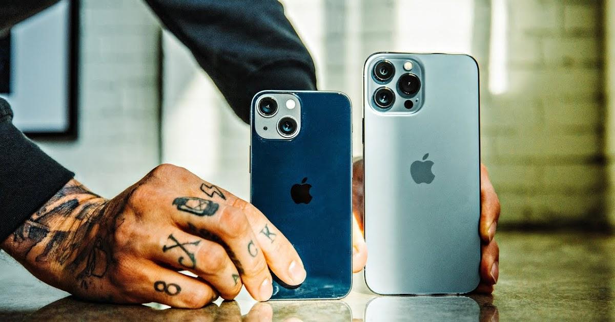 iPhone 13 MAX vs MINI - Peter McKinnon Compares Cameras & Impressions