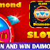Spin and win daimond