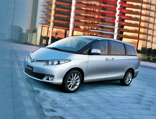 Toyota Previa 2019 Specs, Release Date And Price