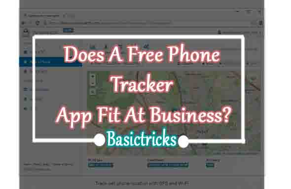 free-phone-tracker-app-for-business