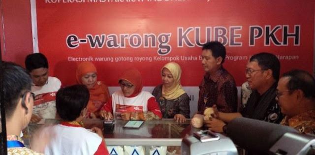 Publik Diminta Arif Lihat Program E-Warong