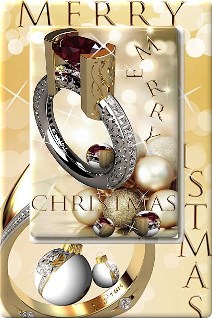 ♦Greg Neeley Jewelry Christmas Edit #gregneeley #jewelry #christmas #brilliantluxury