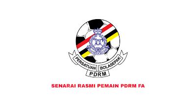 Senarai Rasmi Pemain PDRM FA Liga Super 2020