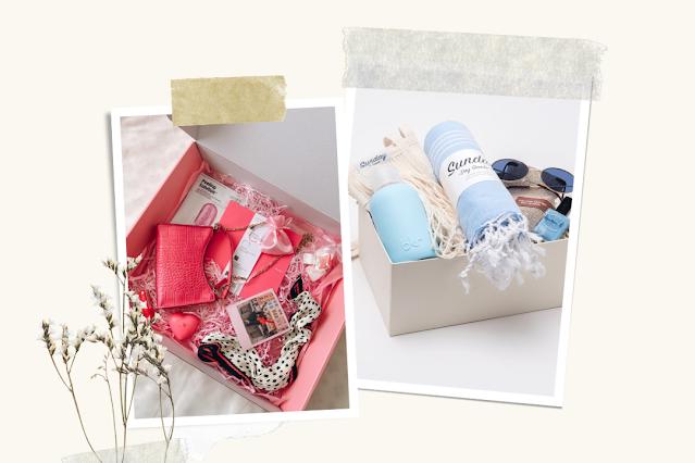 Cómo hacer una caja de regalos sorpresa por colores para tu mejor amiga